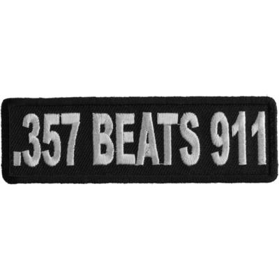 P1234 357 Beats 911 Patch