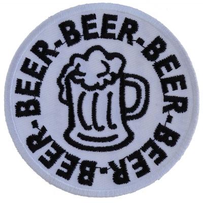 P5459 Beer Beer Beer Patch
