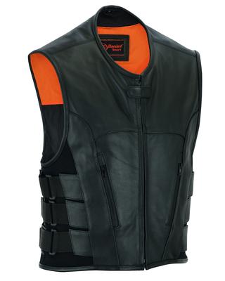 Image DS007 Men's Updated SWAT Team Style Vest