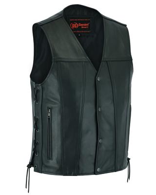 DS105 Men's Single Back Panel Concealed Carry Vest