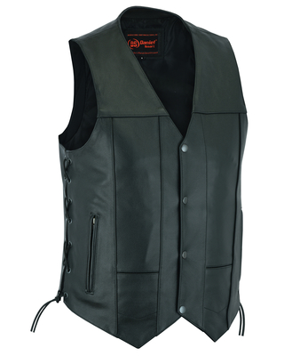 DS100 Men's Ten Pocket Utility Vest