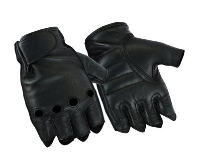 DS66 Men's Advance Deer Skin Fingerless Gloves