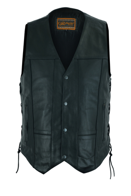 Image DS144TALL Men's Ten Pocket Utility Vest - TALL