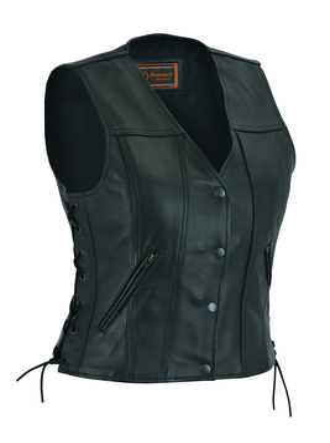 DS205 Women's Single Back Panel Concealed Carry Vest