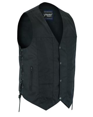 DS113 Men's Textile Ten Pocket Utility Vest