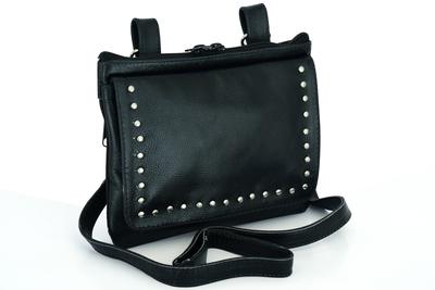 DS8585 Leather Belt Bag - Large