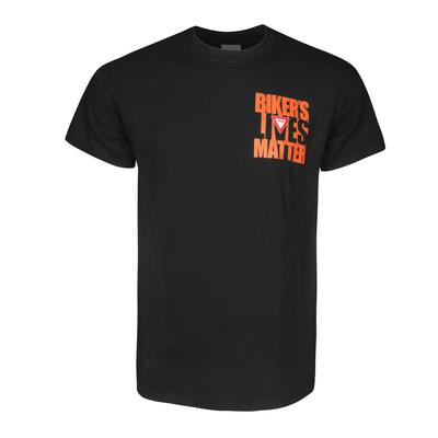 HQ101 Biker Lives Matter - Black