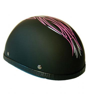 Image H29PK  Novelty Eagle Pink Perewitz/Flat Black - Non- DOT