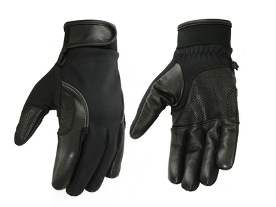 Image DS33 Leather/ Textile Lightweight Glove