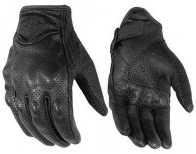 DS76 Perforated Sporty Glove