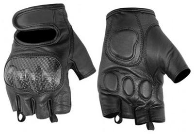 DS18 Sporty Fingerless Glove