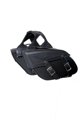 Image DS313 Two Strap Saddle Bag