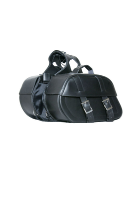 Image DS342 Two Strap Saddle Bag