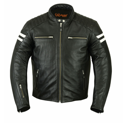 Image DS728 Men's Retro Style Jacket