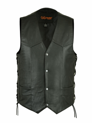 Image DS111 Traditional Single Back Panel Concealed Carry Vest