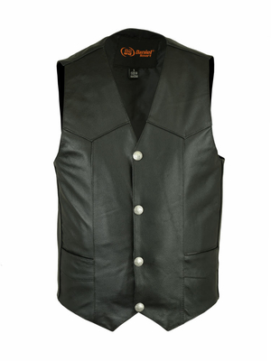 Image DS115 Men's Single Back Panel Concealed Carry Vest
