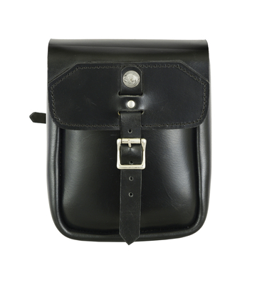 Image DS4020 Premium Leather Large Tool Bag for Sissybar