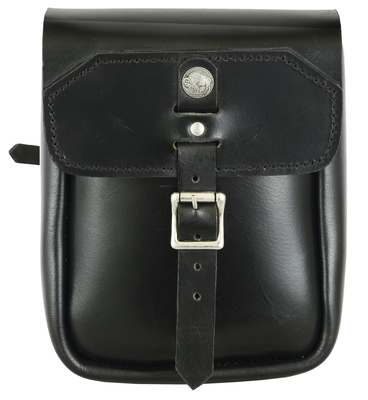 DS4020 Premium Leather Large Tool Bag for Sissybar