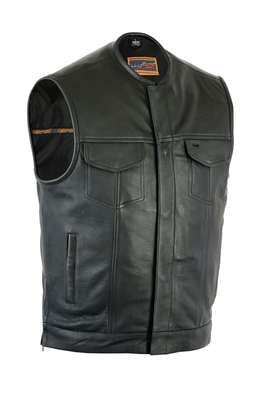 Image DS187 Upgraded Style Gun Pockets, Hidden Gun Metal Zipper, Bottom Side Zippers