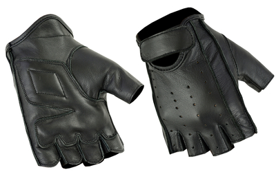 DS64 Premium Fingerless Cruiser Glove