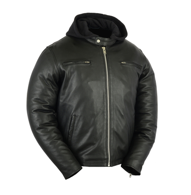 Image DS717 Men's Sporty Cruiser Jacket
