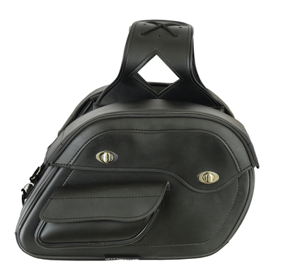 Image DS300 Two Strap Saddle Bag