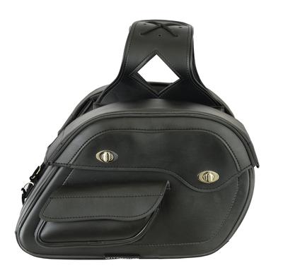 Image DS300 Two Strap Saddle Bag