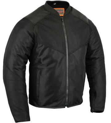 DS760 Men's Sporty Mesh Jacket