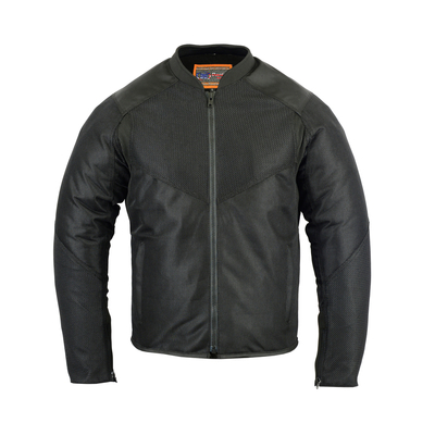 Image DS760 Men's Sporty Mesh Jacket