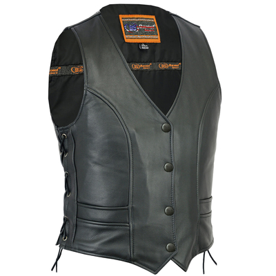 Image DS271 Women's Stylish Full Cut Vest