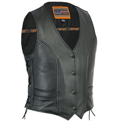 DS271 Women's Stylish Full Cut Vest