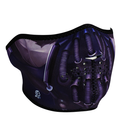 Image WNFM097H ZAN® Half Mask- Neoprene- Pain