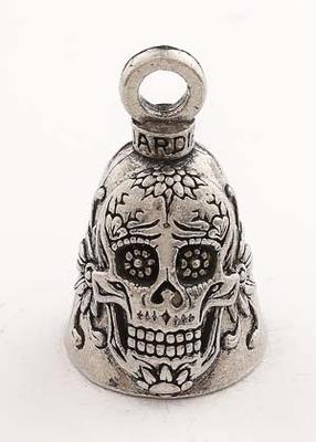 Image GB Sugar Skull Guardian Bell® Sugar Skull