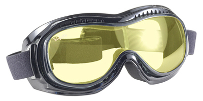 Image 9312 Airfoil Goggle- Yellow