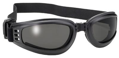Image 4520 Nomad Goggle Black Frame- Smoke Lens