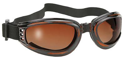 Image 4521 Nomad Goggle Demi Amber/Brown Gradi