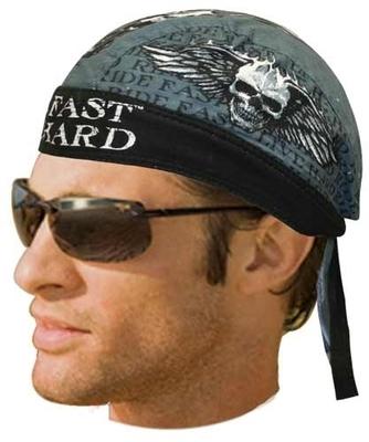 Image HW2606 Headwrap Ride Fast