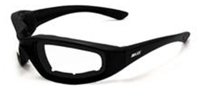 Image Foam-Clear Maxx Foam Black Clear Lens