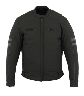 Image DS703 All Season Reflective Men's Textile Jacket