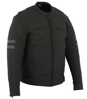 DS703 All Season Reflective Men's Textile Jacket