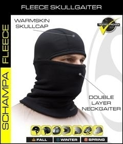 NG003 Double Layer Fleece Neckgaiter w/ Warmskin Skullcap