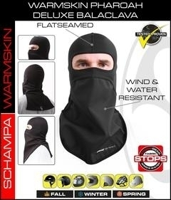 BLCLV012 Pharoah Deluxe Balaclava- StormGear Botton- WarmSkin Top
