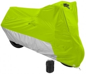 Image MC-905 Bike Cover- Hi-Vis Yellow