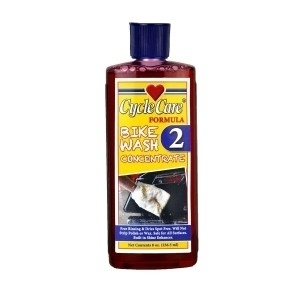 Image 02008 Formula 2- Bike Wash Concentrate- 8oz