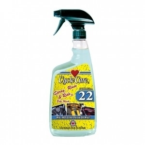 Image 22032 Formula 22- Spray, RInse & Ride Bike Wash- 32oz