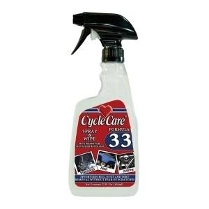 Image 33022 Formula 33- Dry Detailer & Bug Remover- 22oz