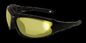 24ShortyKitYTA/F Shorty 24 Kit Yellow Photochromatic Ant-Fog Lenses