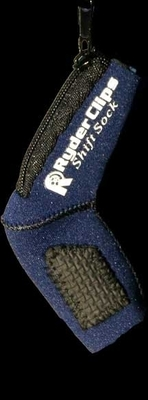 Image SS-BLUE Neoprene Shift Sock- Blue