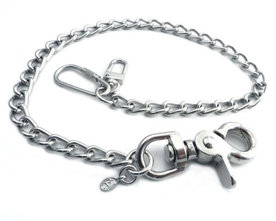 Image NC180-25 Splicer Chrome Wallet Chain 22